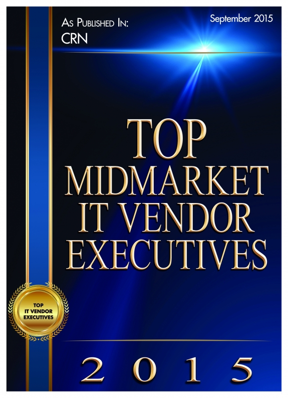 Top mid market it vendor executive